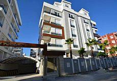 شقة مفروشة جديدة للبيع في منتجع جميل في كونيالتي انطاليا تركيا  - 12