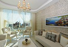 Yekta Plaza , Apartment for sale in alanya full facility - 2