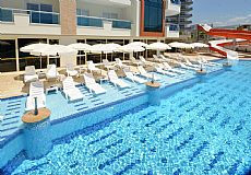 Yekta Plaza , Apartment for sale in alanya full facility - 8