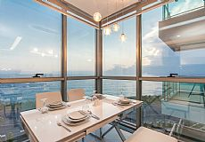 Blue Star Alanya, full sea view luxury complex in alanya Turkey