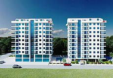 ALA11, Cheap under construction Project in Alanya Turkey
