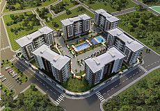 ANT37, New Modern Flats in Kepez Antalya for Sale