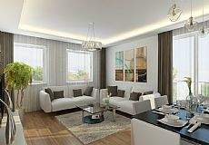 ANT37, New Modern Flats in Kepez Antalya for Sale - 2
