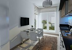 ANT37, New Modern Flats in Kepez Antalya for Sale - 4