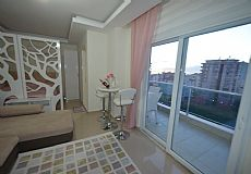 ALA14, Cheap Studio Flat furnished in Mahmutlar Alanya - 7