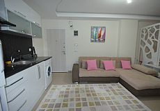 ALA14, Cheap Studio Flat furnished in Mahmutlar Alanya - 9