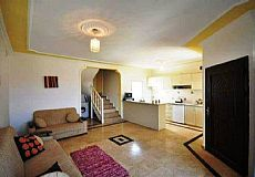 ALA15, Cheap Furnished Villa with Sea View in Alanya Turkey - 1