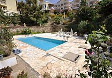 ALA15, Cheap Furnished Villa with Sea View in Alanya Turkey - 6
