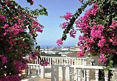 ALA15, Cheap Furnished Villa with Sea View in Alanya Turkey - 7
