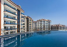 ALA17, Modern Sea View Apartments in Alanya