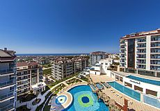 ALA17, Modern Sea View Apartments in Alanya  - 2