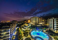 ALA17, Modern Sea View Apartments in Alanya  - 3