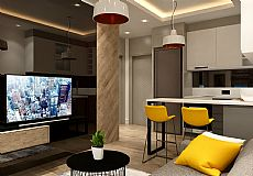 ANT72, Antalya Kepez Apartments for Sale at Cheap Prices - 2