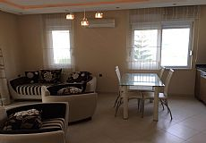 ALA18, Front Line Furnished Apartment with One Bedroom in Alanya
