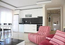 ALA19, Furnished Apartment near to Sea in Alanya