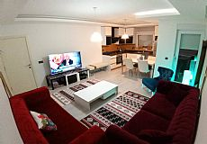 ANT96, Furnished Apartment in the Hotel Type Complex, Konyaalti - Antalya