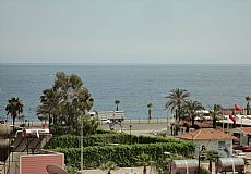 ANT104, Large Furnished Apartment with Sea View in Liman, Konyaalti - Antalya