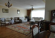 ANT104, Large Furnished Apartment with Sea View in Liman, Konyaalti - Antalya - 1
