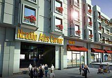 Ncadde Ateş Corner, Дешёвые Квартиры Студии в Районе Есеньюрт, Стамбул - 3