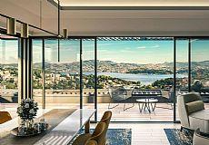 Nidapark İstinye, Nidapark İstinye, Luxury Apartments with Bosphorus View in Istinye, Istanbul