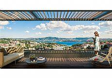 Nidapark İstinye, Nidapark İstinye, Luxury Apartments with Bosphorus View in Istinye, Istanbul - 6