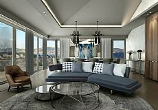 Nidapark İstinye, Nidapark İstinye, Luxury Apartments with Bosphorus View in Istinye, Istanbul - 7