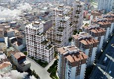 Ömür İstanbul, Современный Комплекс в Есенлере, Стамбул - 1