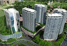 GOP Plevne, Apartments and Commercial Spaces for Sale in Gaziosmanpasha, Istanbul  - 1
