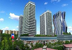 GOP Plevne, Apartments and Commercial Spaces for Sale in Gaziosmanpasha, Istanbul  - 2