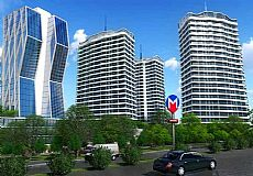 GOP Plevne, Apartments and Commercial Spaces for Sale in Gaziosmanpasha, Istanbul  - 3