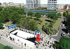 GOP Plevne, Apartments and Commercial Spaces for Sale in Gaziosmanpasha, Istanbul  - 8