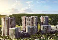 Vadistanbul Park, Luxury Apartments and Offices for Sale in Sariyer, Istanbul