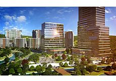 Vadistanbul Park, Luxury Apartments and Offices for Sale in Sariyer, Istanbul - 1