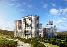 Vadistanbul Park, Luxury Apartments and Offices for Sale in Sariyer, Istanbul - 2