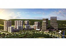 Vadistanbul Park, Luxury Apartments and Offices for Sale in Sariyer, Istanbul - 3