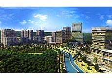 Vadistanbul Park, Luxury Apartments and Offices for Sale in Sariyer, Istanbul - 5