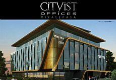 Cityist Offices Piyalepaşa, Купить Офис в Бейоглу, Стамбул