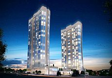 NG Residence, Sea View Complex in Guneshli, Istanbul