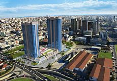 NG Residence, Комплекс Отельного Типа с Видом на Море в Гюнешли, Стамбул - 1