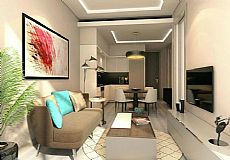 NG Residence, Sea View Complex in Guneshli, Istanbul  - 5