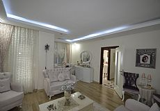 ANT116, Three-Bedroom Apartment with Furniture in Lara, Antalya - 1