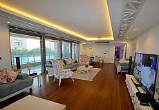 ANT126, Фешенебельная Квартира с Видом на Море в Ларе, Анталия
