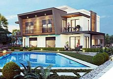 IZM17, Luxury lifestyle villas in Guzelbahce Izmir for sale - 1