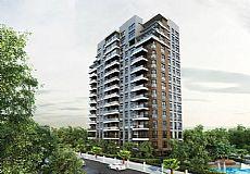 IZM18, Modern apartments for sale in Karsiyaka Izmir - 1